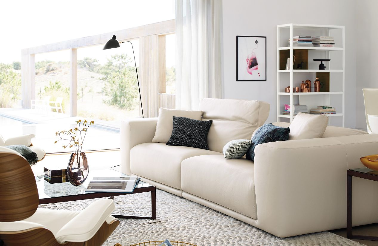 Dwr Sofa Raleigh Sofa Collection Designed By Jeffrey