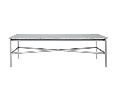 Outline Rectangular Coffee Table