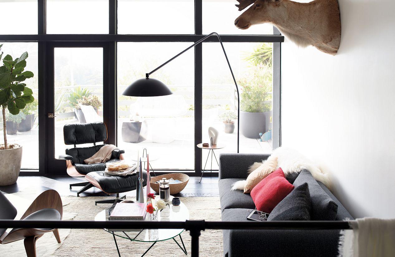 Sten floor lamp design within reach sten floor lamp geotapseo Gallery