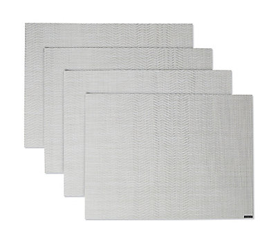 Chilewich Wave Placemats, Set of 4