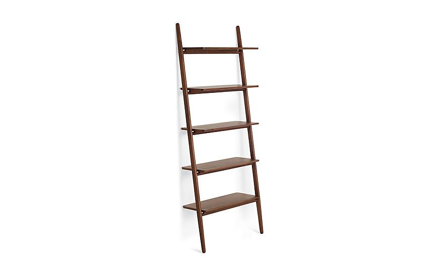 folk ladder 32 shelving design within reach