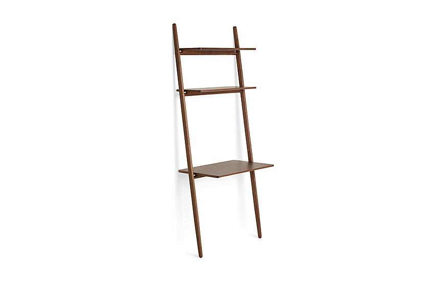 Folk Ladder 32 Desk Shelving Design Within Reach