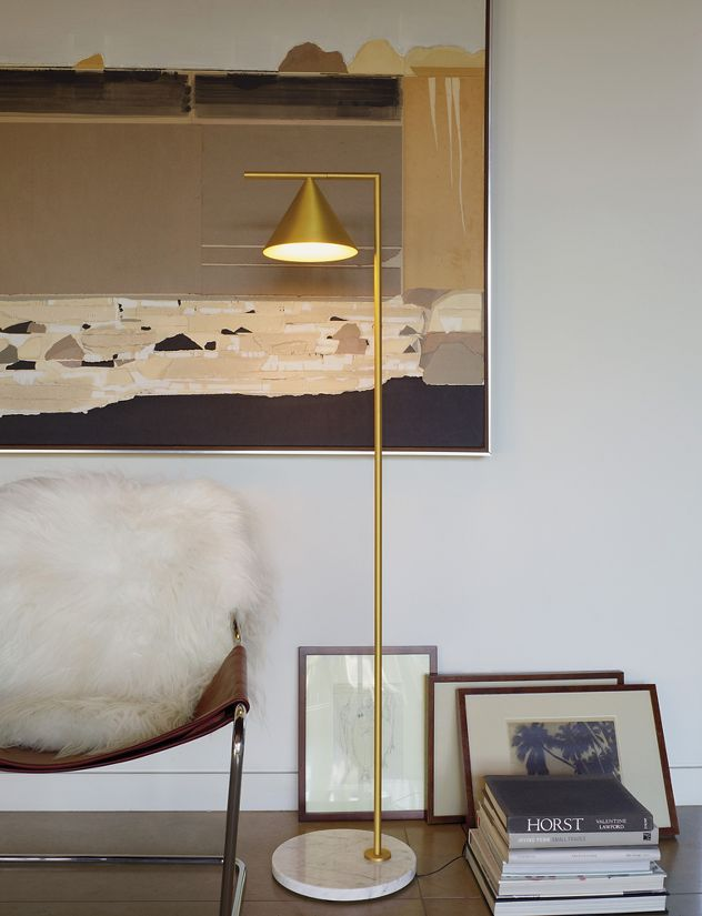 Captain Flint Led Floor Lamp Design Within Reach