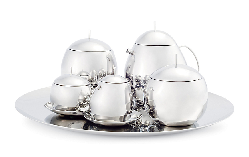 Fruit Basket Teaware Set