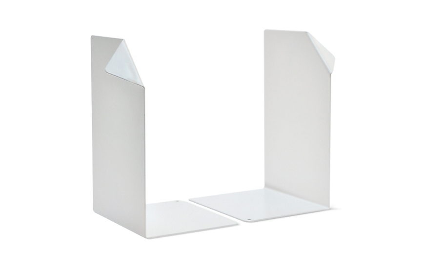 Corner Bookends, Set of 2