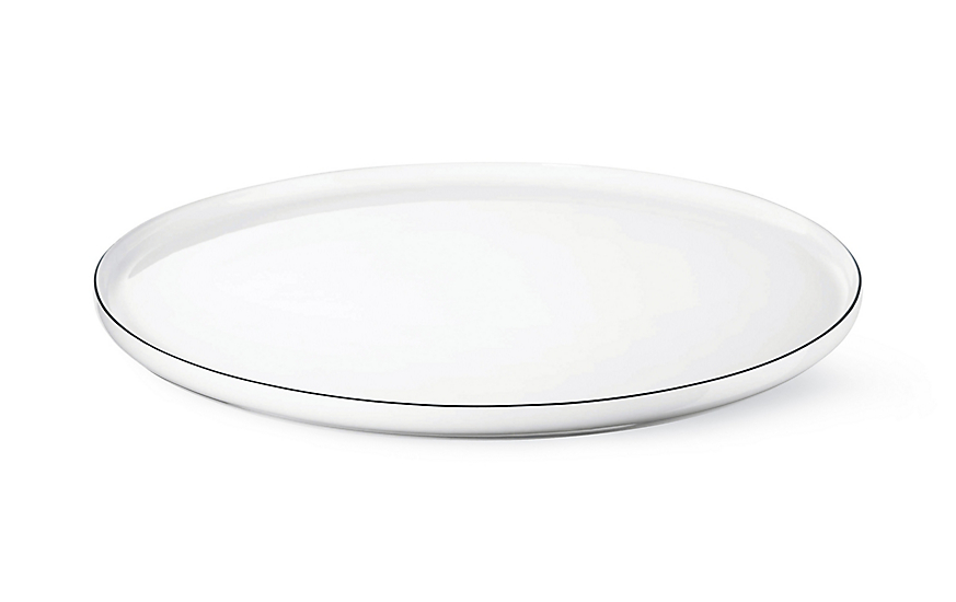 Oco Dinner Plates Set of 6  sc 1 st  Design Within Reach : metal dinner plates bulk - pezcame.com