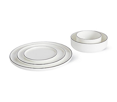 Oco 30-Piece Dinnerware Set