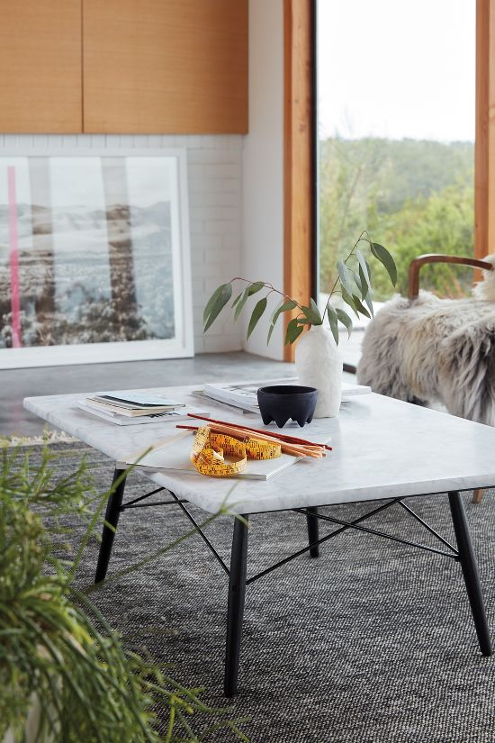 Eames Coffee Table Design Within Reach - Eames marble table