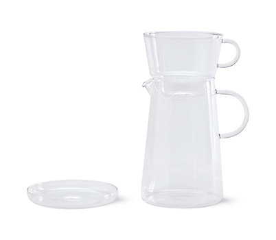 Ichendorf Penguin Coffee Jug and Filter Set
