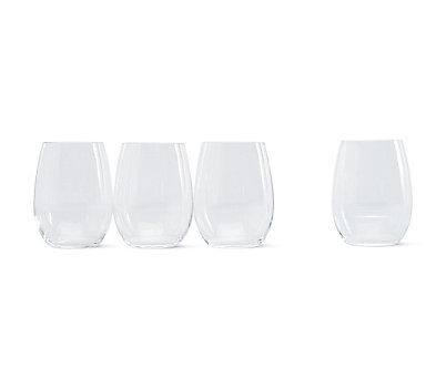 Pure Wine Tumblers, Set of 4