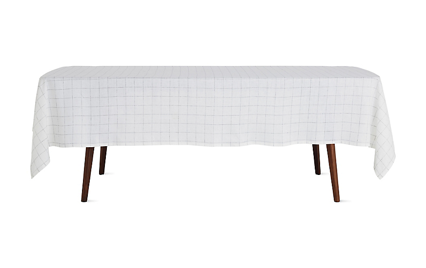 Audrey Linen Tablecloth