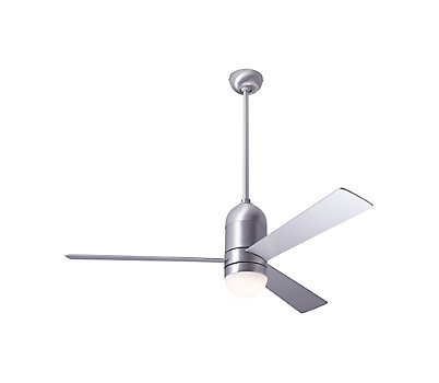 Cirrus Ceiling Fan with LED Light and Remote