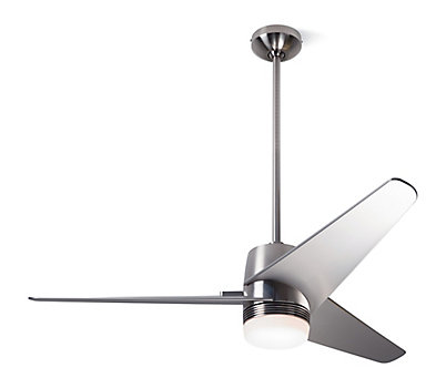 Velo Ceiling Fan with LED Light and Remote