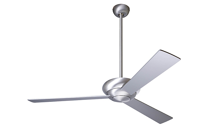 Modern ceiling fans design within reach altus ceiling fan with remote aloadofball Image collections