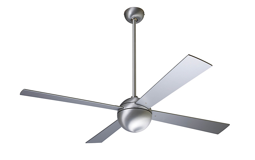 Ball Ceiling Fan with Remote - Design Within Reach on