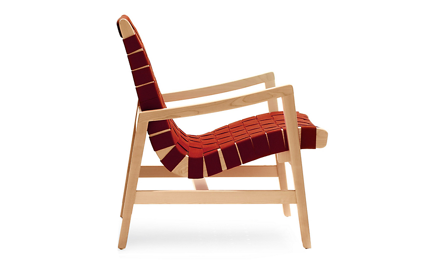 Bon Risom Arm Lounge Chair