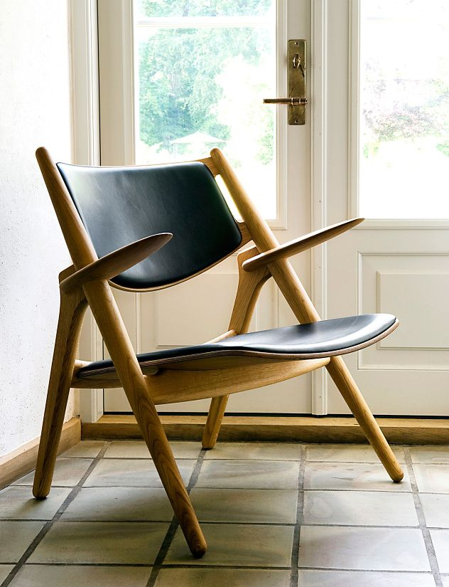 Sawbuck Chair