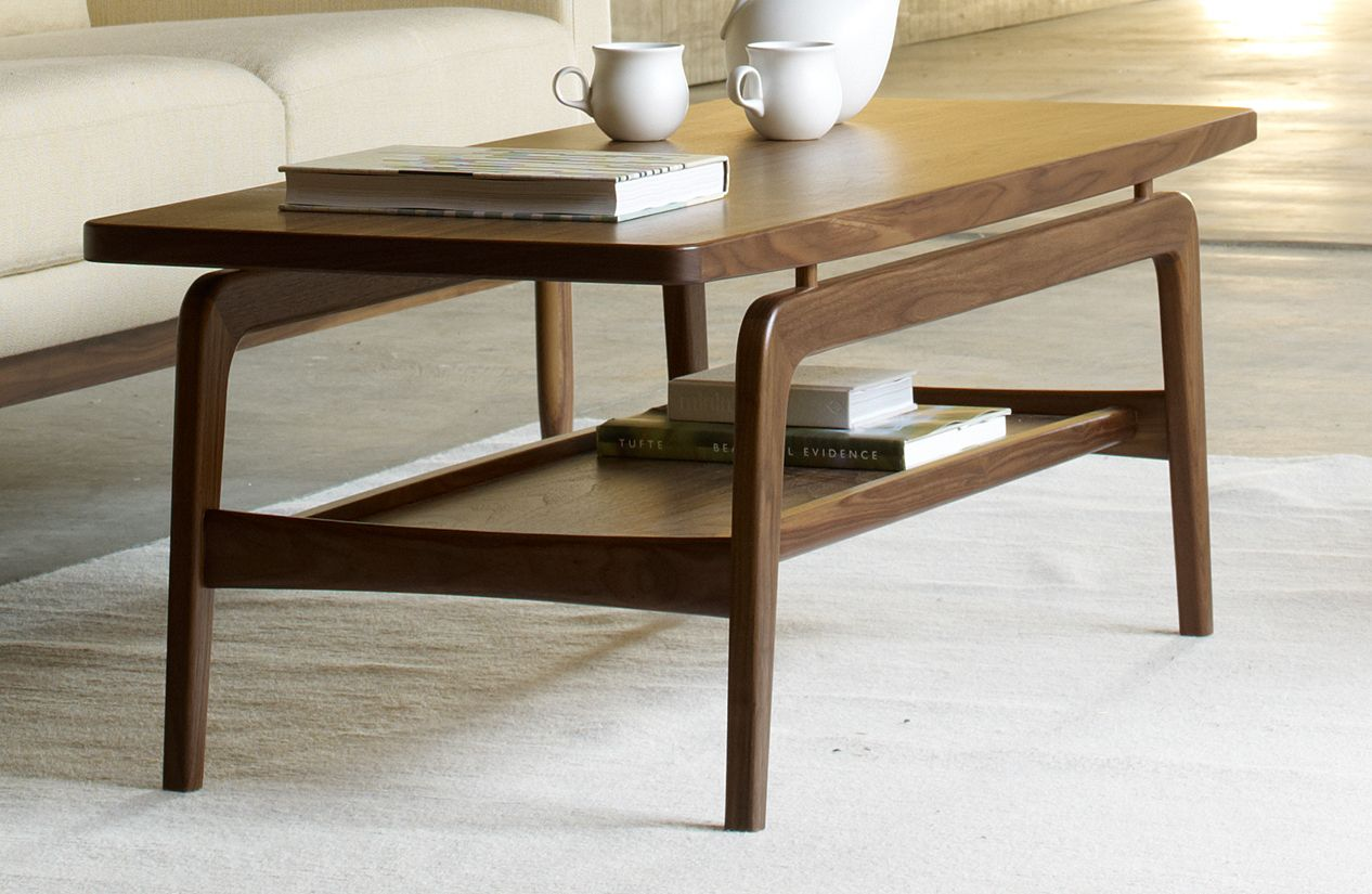 skagen coffee table - design within reach