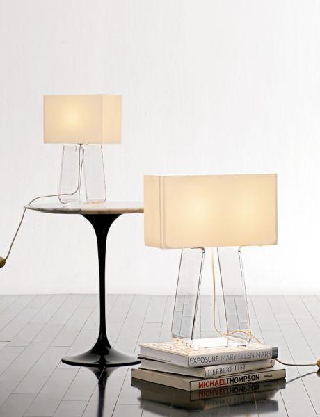 Tube Top Table Lamp