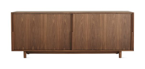 La Credenza Twitter : Blu dot lap door drawer credenza contract design