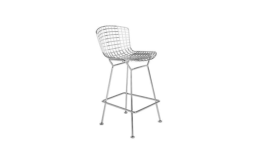 Bertoia Barstool Design Within Reach