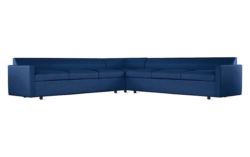 Bevel Corner Sectional