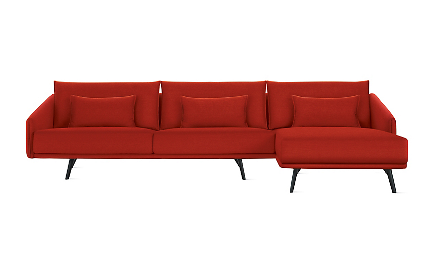 Costura Sectional with Chaise