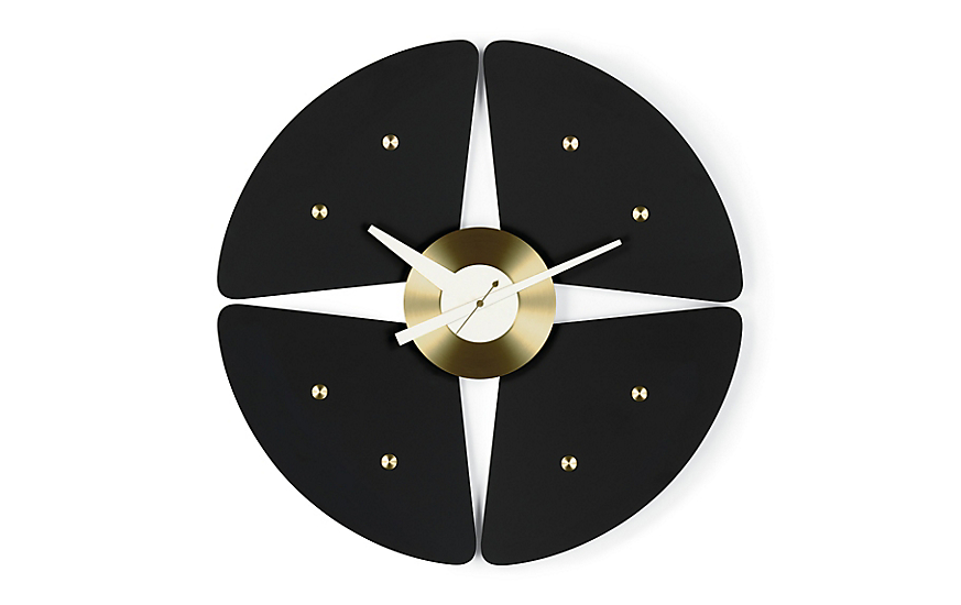 Nelson Petal Clock Herman Miller