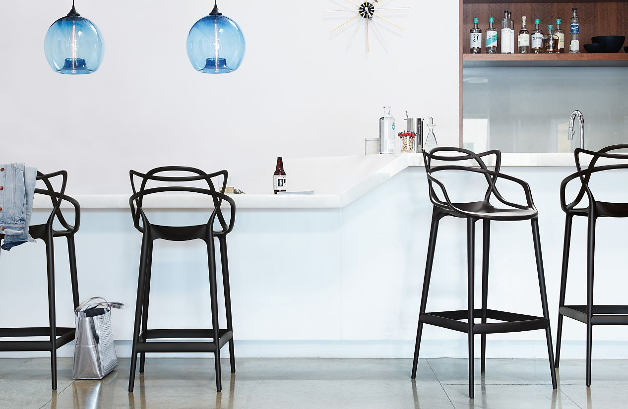 masters barstool  design within reach - masters barstool