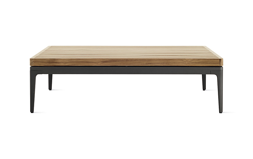Grid coffee table design within reach for Table grid design