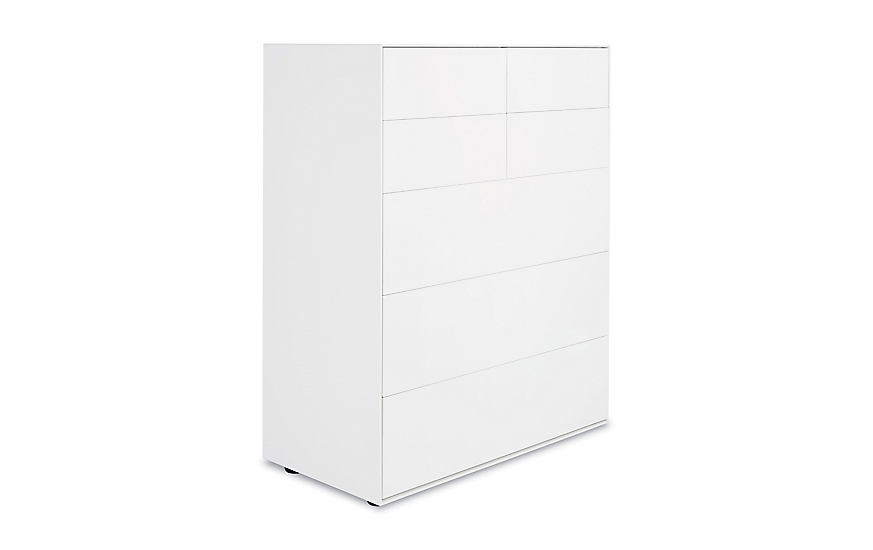 tall dresser with doors deep drawer lauki tall dresser design within reach