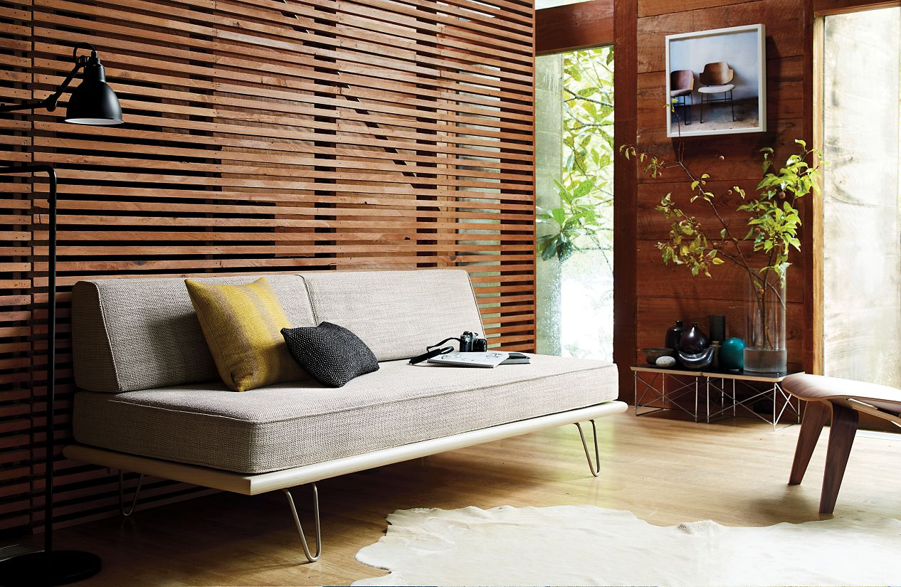 Sofa bed design within reach - Nelson Daybed With Back Bolsters