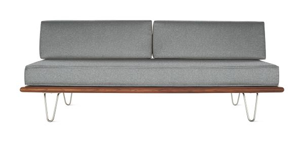 Nelson Daybed with Back Bolsters Design Within Reach