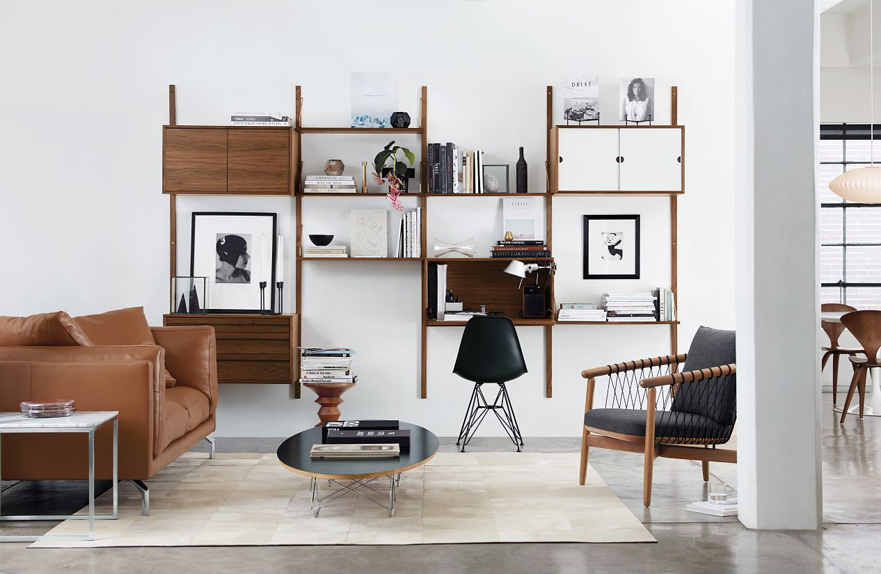 Royal System 174 Shelving Unit D Design Within Reach