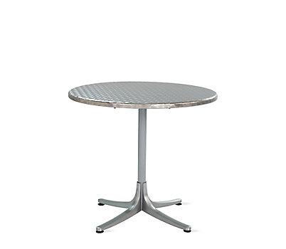 Inox Table, Round
