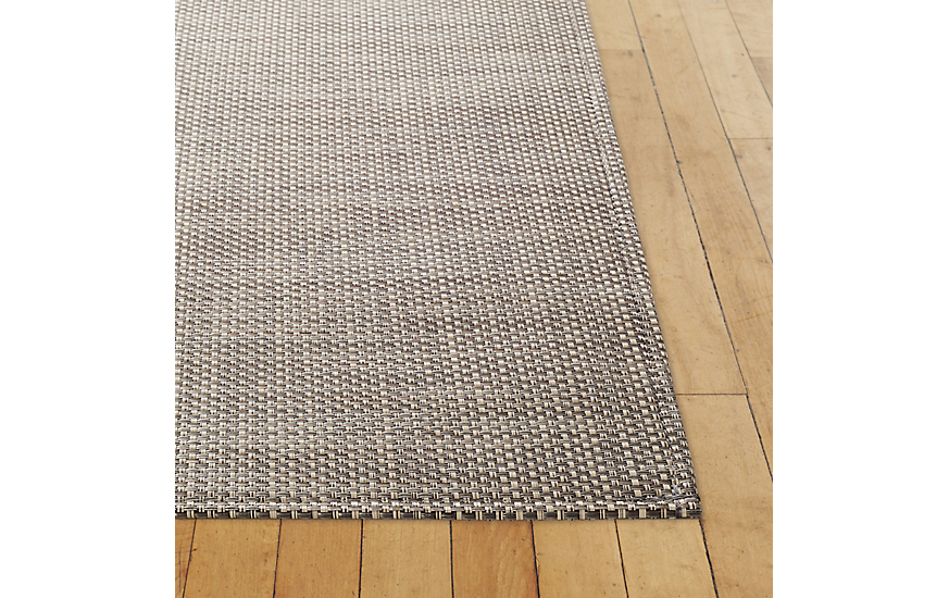 Chilewich Basketweave Floor Runner Design Within Reach