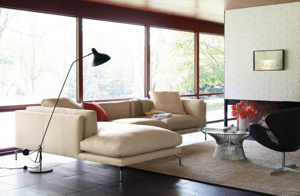 Como Sectional Chaise : coffee table for sectional with chaise - Sectionals, Sofas & Couches