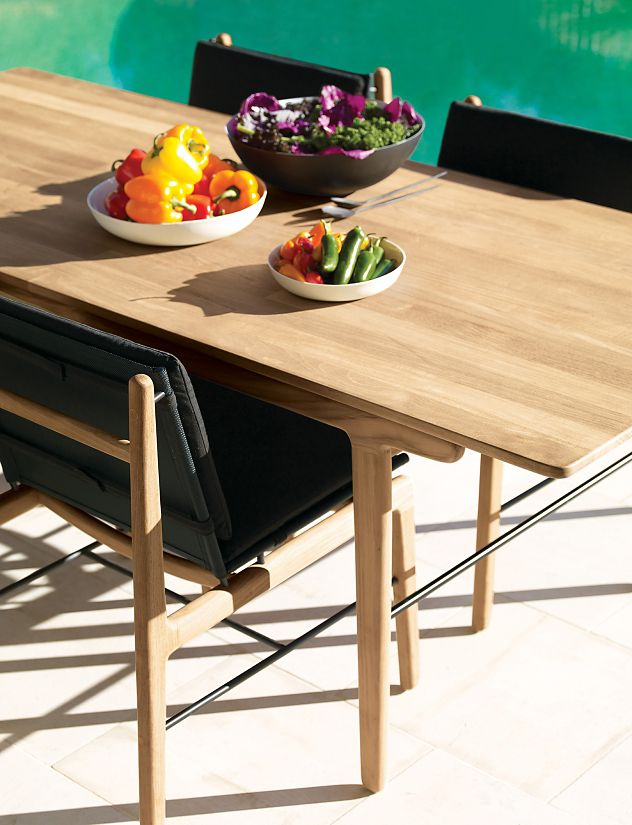 Finn Dining Table Design Within Reach