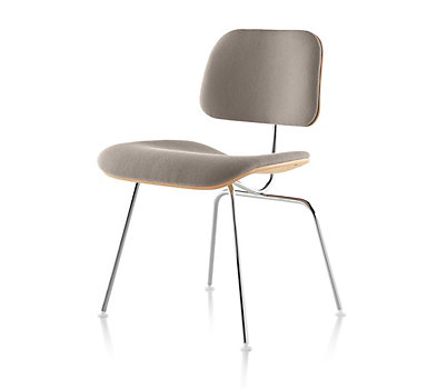 Eames® Molded Plywood Dining Chair DCW - Design Within Reach