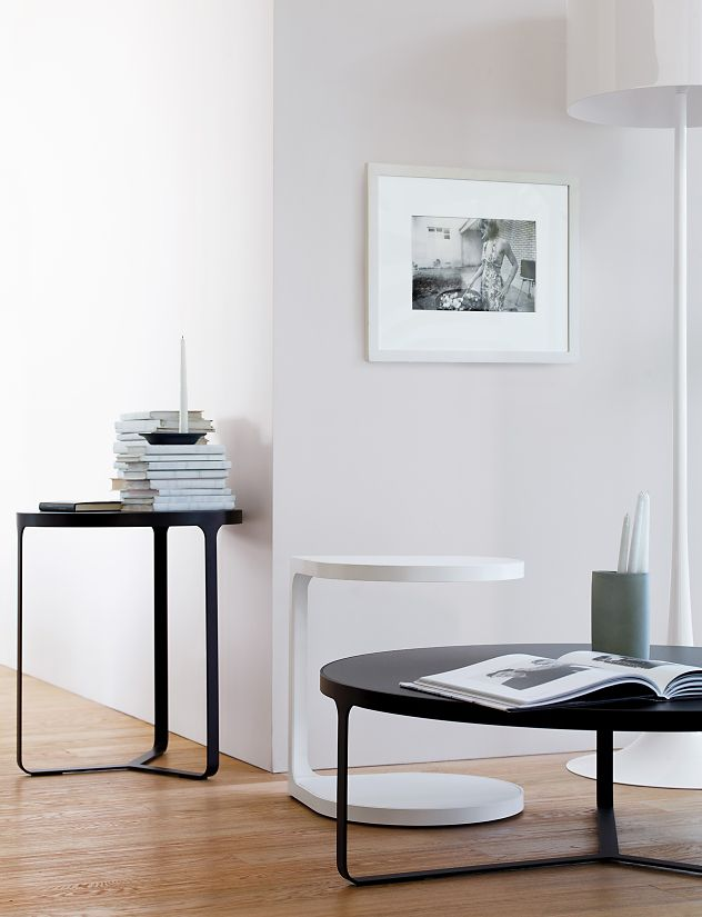 Cage Side Table Design Within Reach