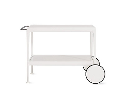 1966 Collection® Porcelain Serving Cart