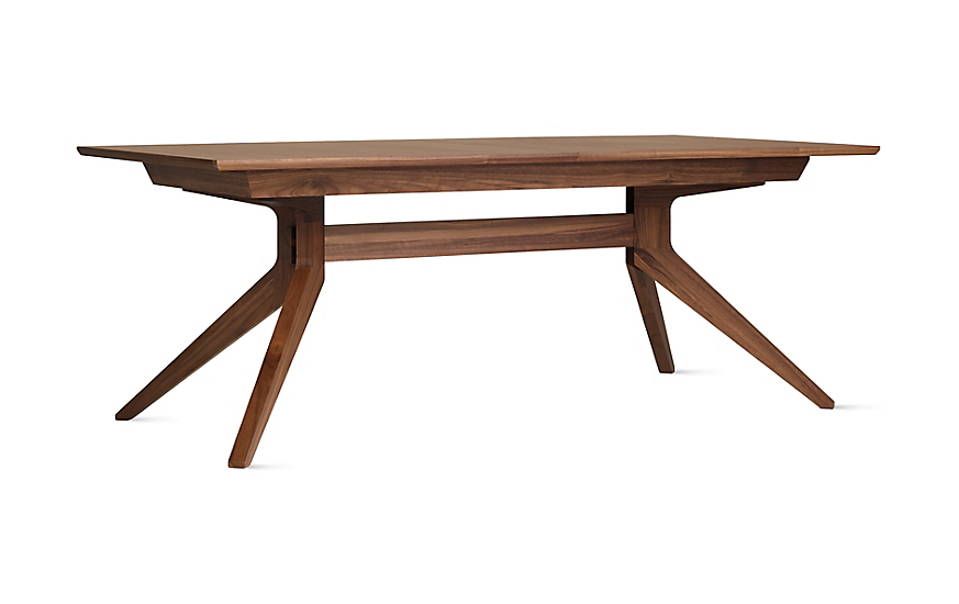 cross extension table - design within reach