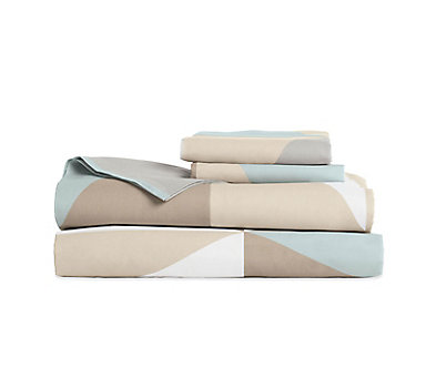 DWR Diamond Percale Sheet Set