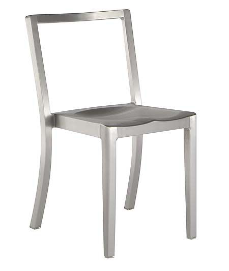 Icon Chair Brushed Design Within Reach