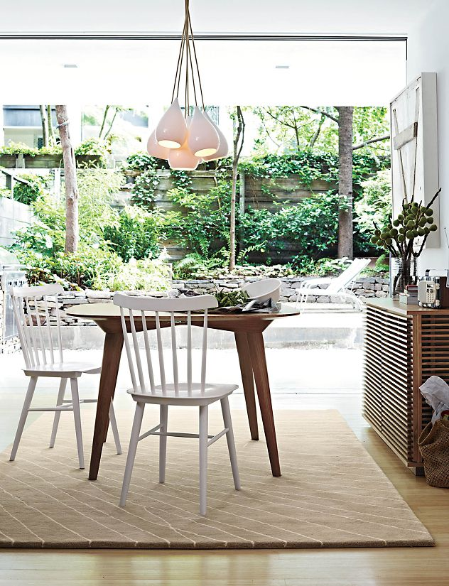 design within reach dining room table dining tables