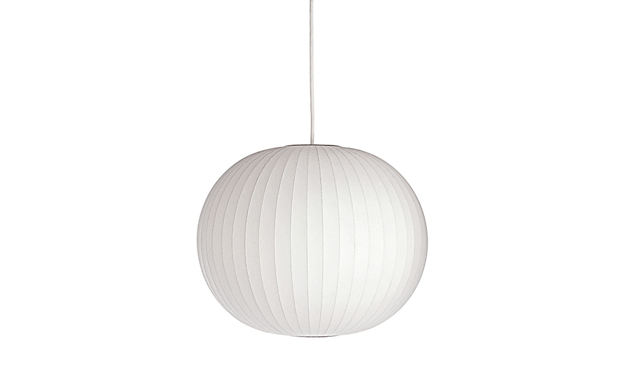 Nelson ball bubble pendant herman miller nelson ball pendant lamp aloadofball Images