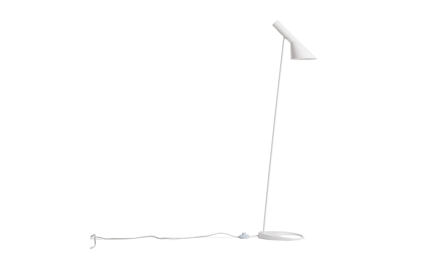 aj floor lamp louis poulsen design within reach aj floor lamp herman miller