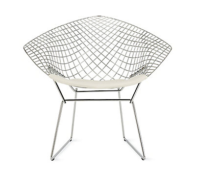 Bertoia Diamond Lounge Chair  sc 1 st  Design Within Reach & Bertoia Side Chair - Design Within Reach