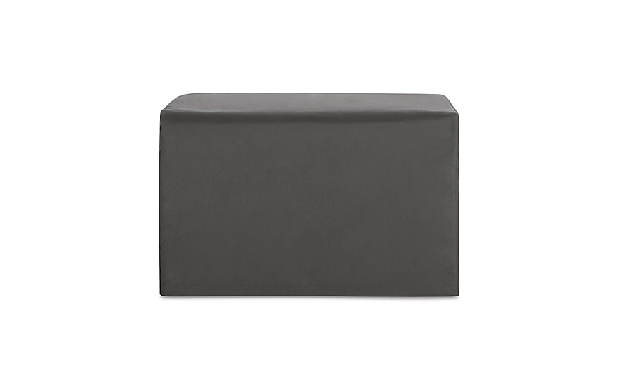 Finn Outdoor Furniture Cover, Ottoman