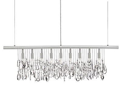 Cellula Chandelier, Complete Set